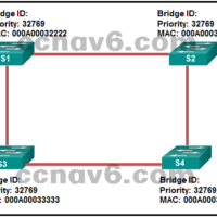 Connecting Networks Version 6 – CN Chapter 1 Exam